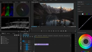 How To Colour Grade Your Drone Footage