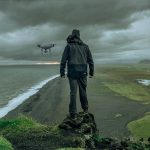 Man And Drone - Learn How to Dronie (Drone Selfie)