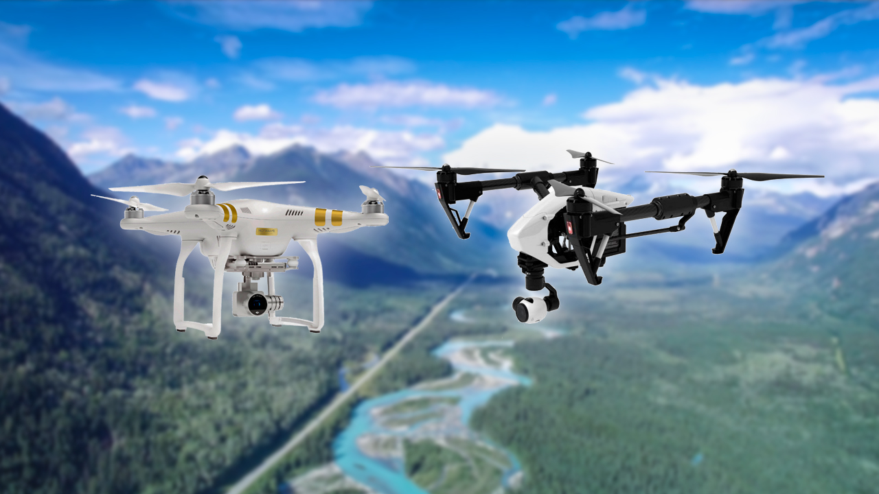 Best Video Settings For DJI Phantom 3 4 And Inspire X3 Drones