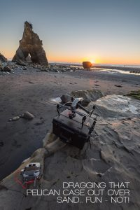 3 Sisters - New Plymouth, Pelican-case-im2875-inspire2-dji