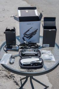 DJI Mavic Air Unboxed - Man And Drone