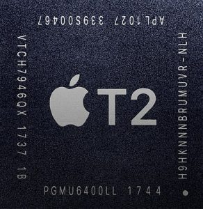 Apple's T2 Chip - Helping Improve HVEC rendering times