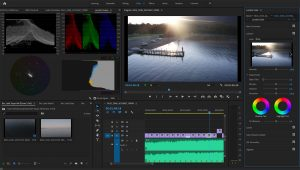 Colour Correction in Lumetri for Adobe Premiere