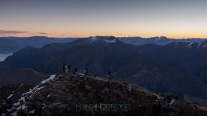 Ben Lomond Summit