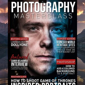 Man And Drone Featured in Photography Masterclass Magazine