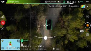 Man And Drone - In App Flight Mode