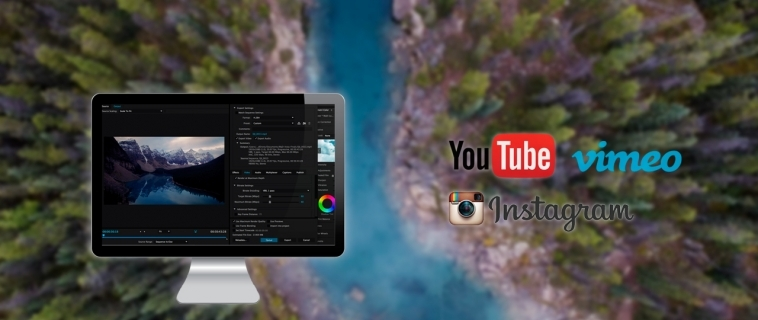 Best Export Settings for High Quality Drone Footage for YouTube, Vimeo and Instagram