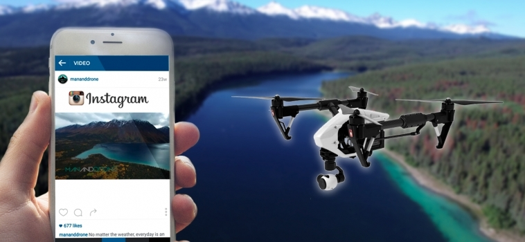 How to Create Epic Drone Instagram Videos