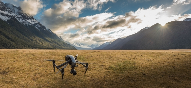 New Zealand 25 Minute Drone EPIC